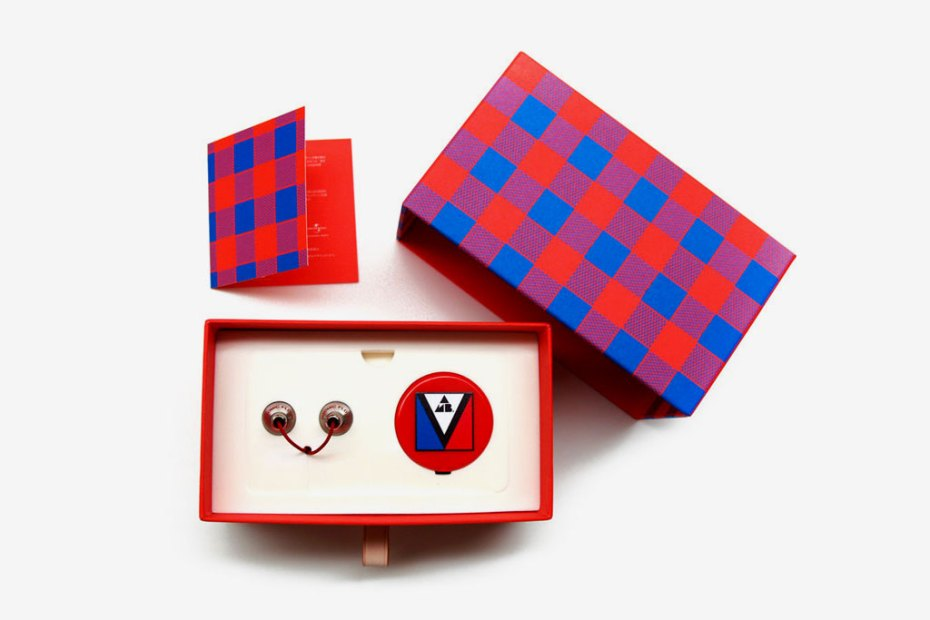 Image of AMBUSH x Louis Vuitton 2012 Spring/Summer PLAYBUTTON