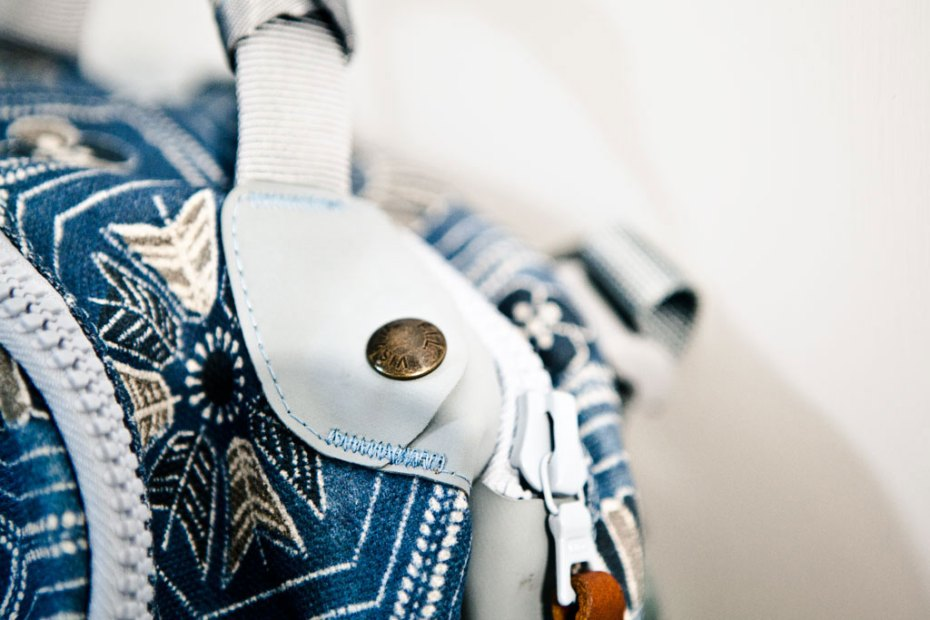 Image of visvim 2012 Spring/Summer LAMINA 22L Backpack