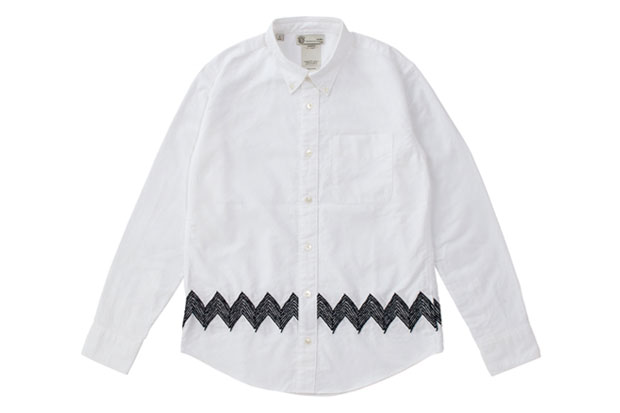 Image of visvim BECHER RAND B.D SHIRT L/S