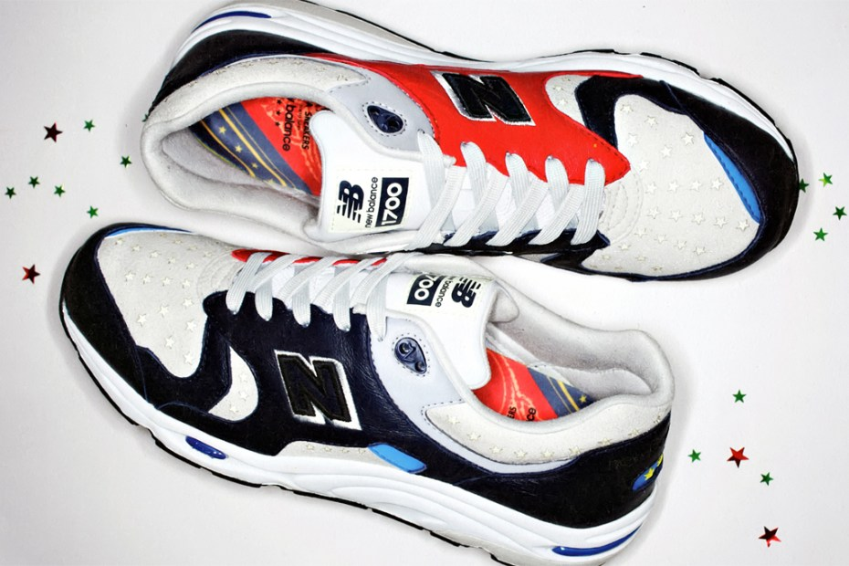 Image of WHIZ LIMITED x mita sneakers x New Balance CM1700