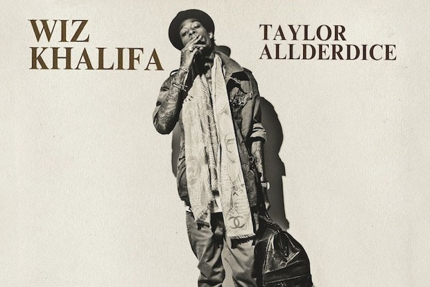 Image of Wiz Khalifa – Taylor Allderdice (Mixtape)