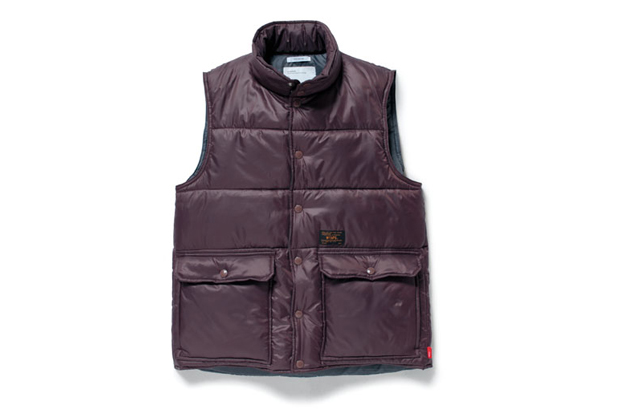 Image of WTAPS 2012 Spring/Summer PACKERS VEST
