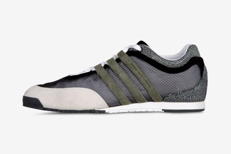 Image of Y-3 Boxing Classic Trainers Graph/White/Black