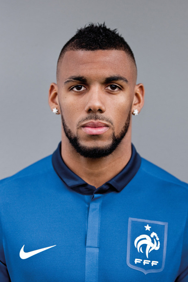 Image of Yann M'Vila: Nike Sportswear 2012 French Football Federation Collection