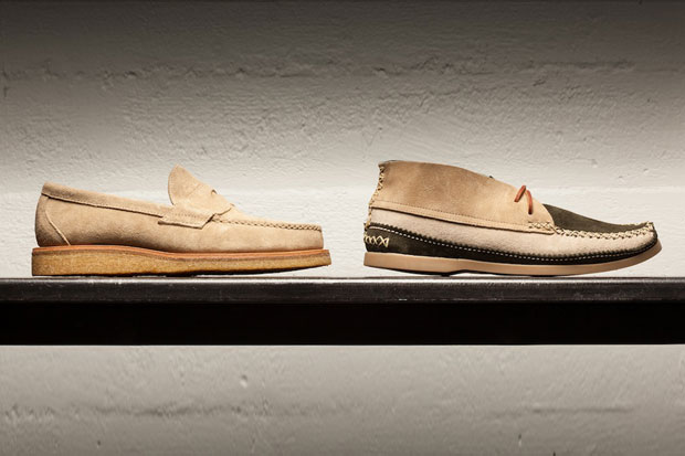 Image of Yuketen 2012 Spring/Summer Footwear Collection