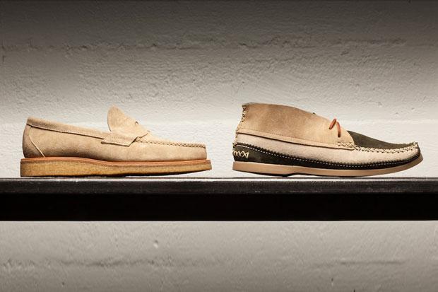 Image of Yuketen 2012 Spring/Summer Footwear Collection
