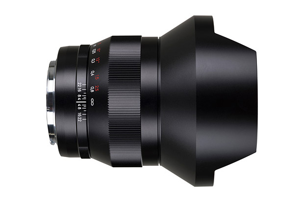 Image of Zeiss Distagon T* f/2.8 15mm Wide Angle Lens