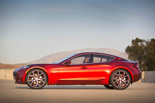 Image of 2012 Fisker Atlantic