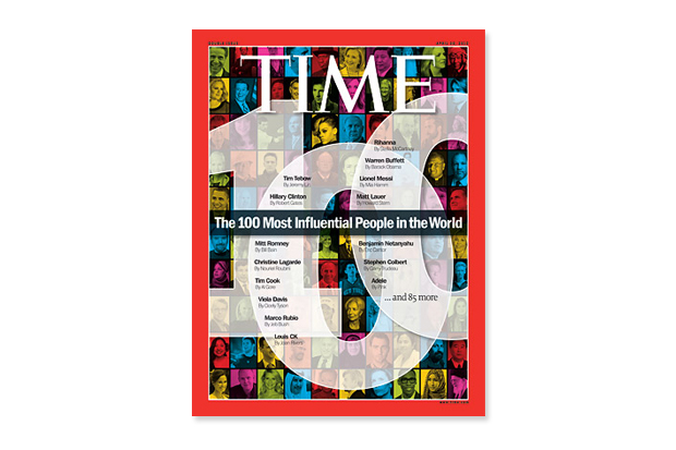 Image of 2012 TIME 100: The Most Influential People in the World