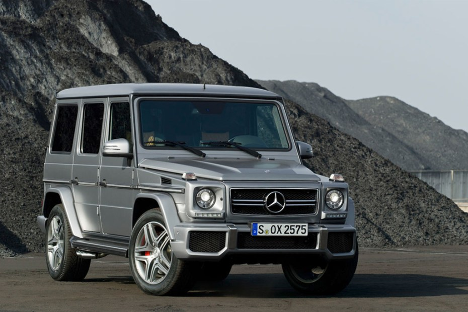 Image of 2013 Mercedes-Benz G63 AMG