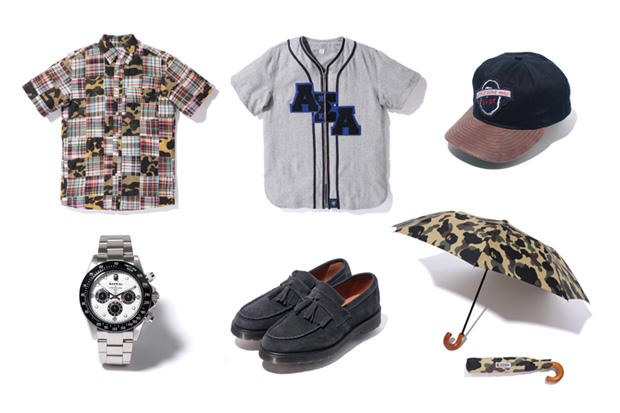 Image of A Bathing Ape 2012 Golden Week Collection
