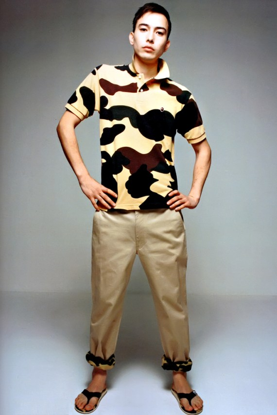 Image of A Bathing Ape 2012 Summer Collection