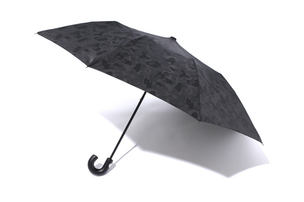 Image of A Bathing Ape ABC CAMO SHORT UMBRELLA