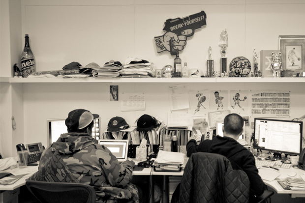Image of A Visit To Staple Design and Reed Space by Bobby Hundreds