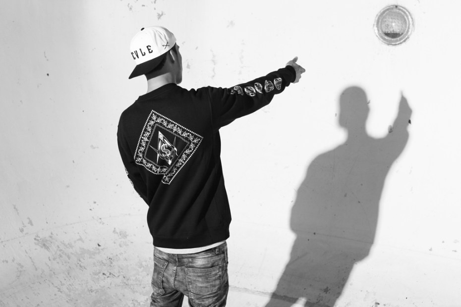 Image of A$AP Rocky x Black Scale 2012 Capsule Collection Lookbook