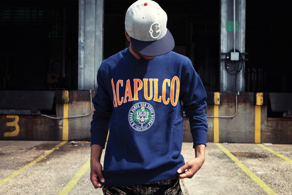 Image of Acapulco Gold 2012 Spring Lookbook