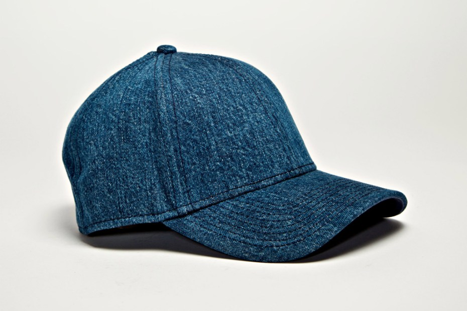 Image of Acne Denim Camp Cap
