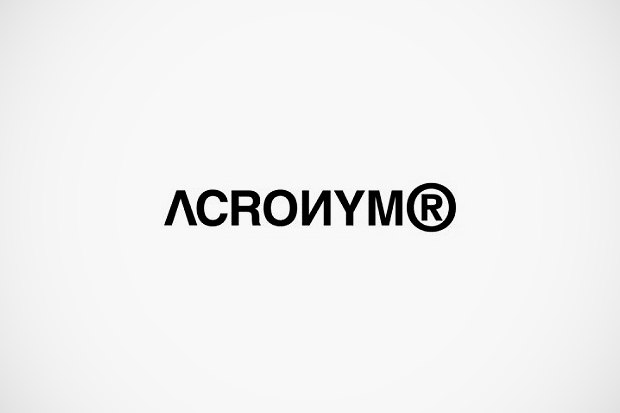 Image of Acronym Online Store Opening