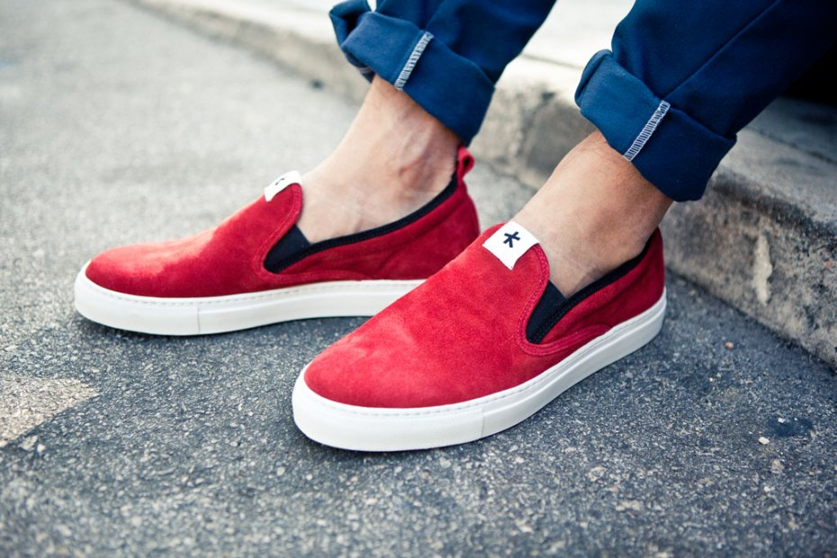Image of Adam Kimmel 2012 Spring/Summer Slip-On Sneakers