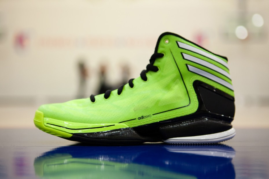 Image of adidas Crazy Light 2 Media Launch Event Reca