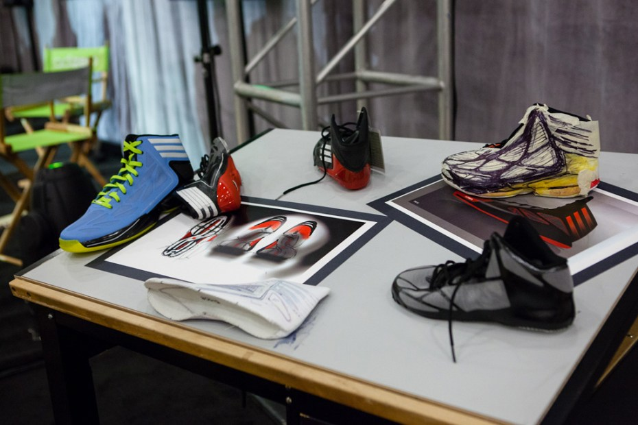 Image of adidas Crazy Light 2 Media Launch Event Recap