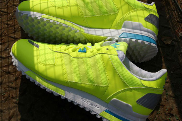 "Image of adidas Originals 2012 Spring/Summer ZX 700 ""Fluorescent"""