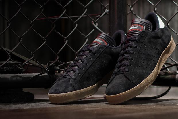 "Image of adidas Originals x mita sneakers Rod Laver ""VIN  MITA"""