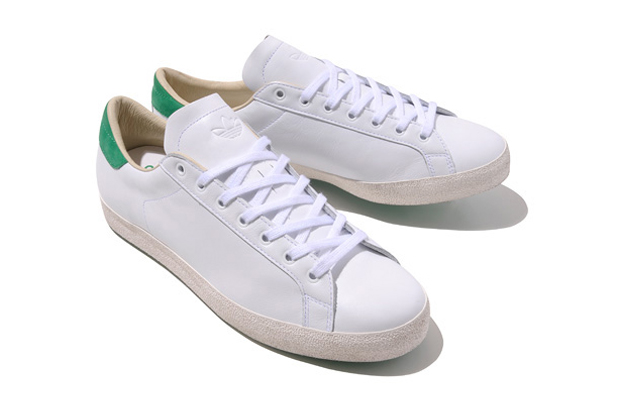 """Image of adidas Originals Rod Laver """"VIN LTHR"""" Pack"""