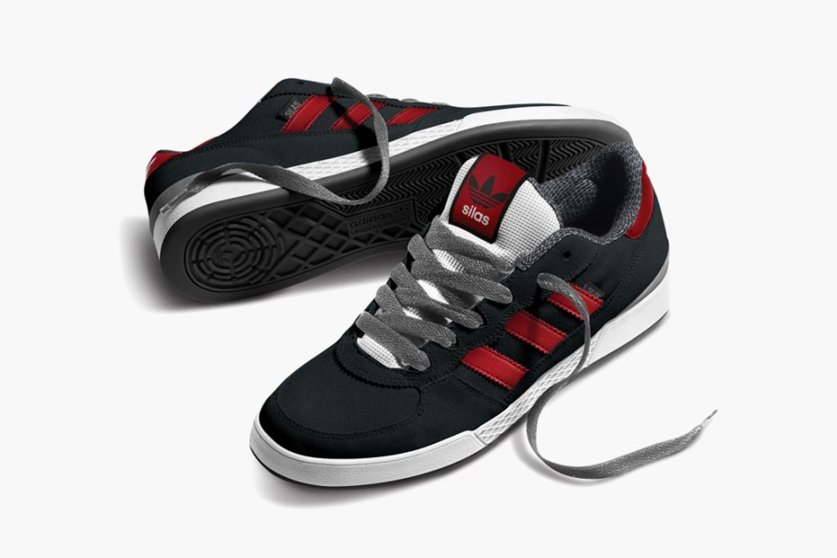 Image of adidas Skateboarding 2012 Spring Silas Pro