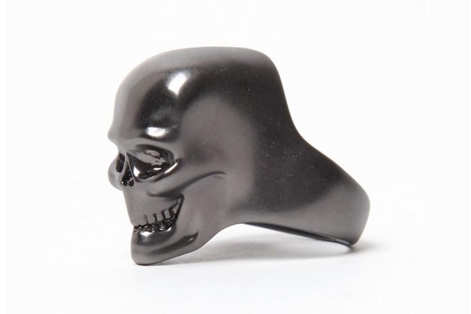 Image of Alexander McQueen 3D Skull Ring