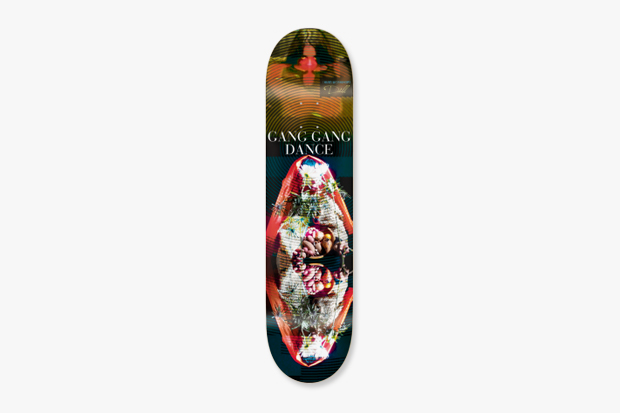 Image of Alien Workshop Jason Dill x Gang Gang Dance Pro Model Deck