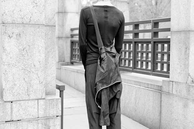 Image of Aloha Rag: Rick Owens 2012 Spring/Summer Lookbook