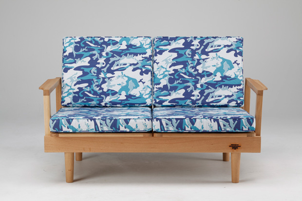 Image of Andy Warhol x FABRICK x Karimoku Easy Seating