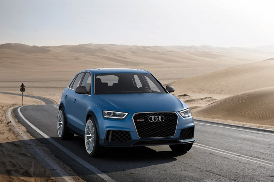 Image of Audi RS Q3 Concept