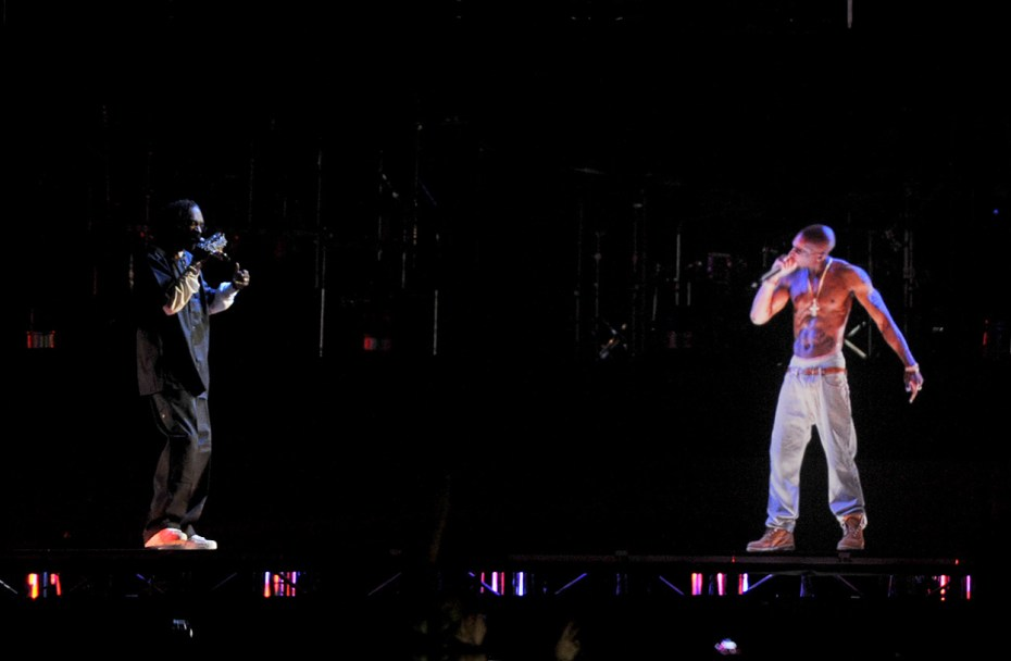 Image of AV Concepts Talks about Tupac Shakur Hologram @ 2012 Coachella