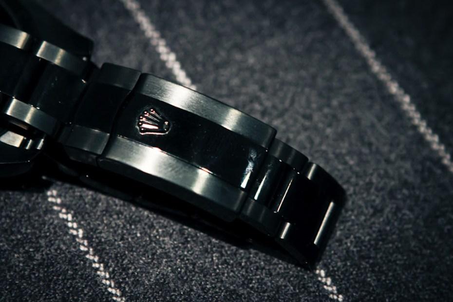 "Image of Bamford Watch Department Rolex ""The Love Heart"" Milgauss"