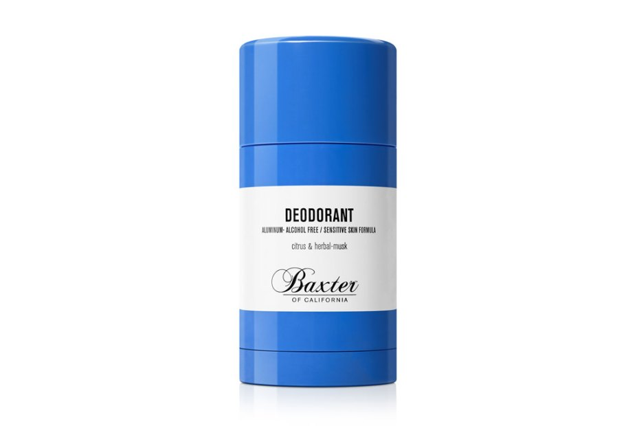 "Image of Baxter of California New Product ""DEODORANT"""