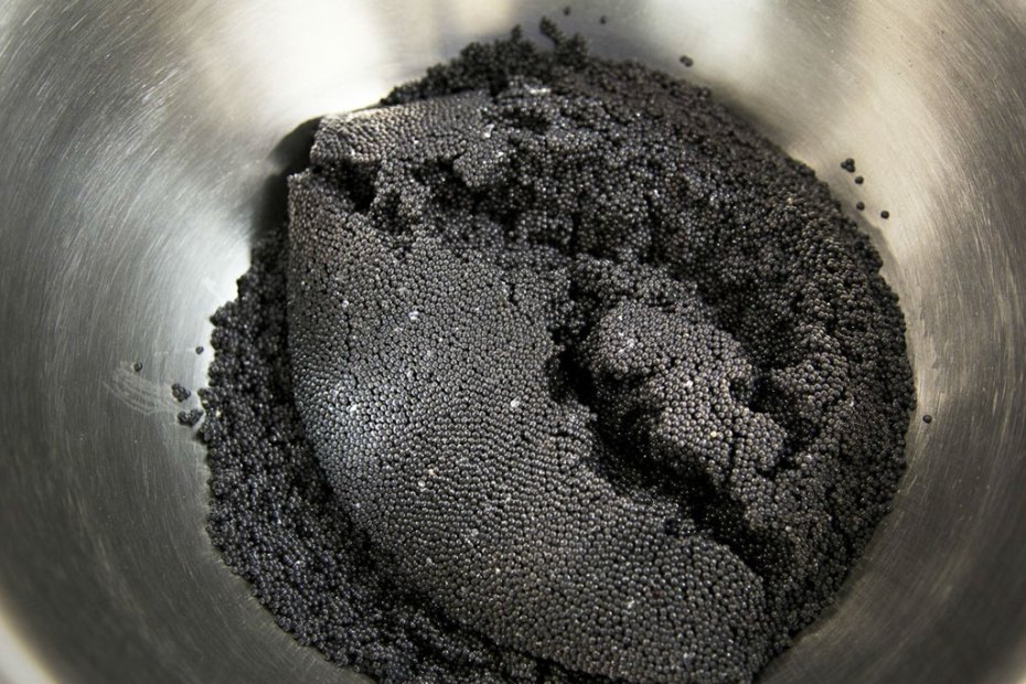Image of Black Gold: Mote Caviar