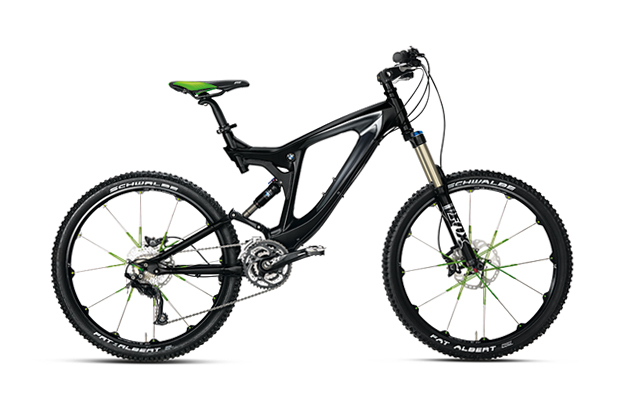 Image of BMW 2012 Enduro Mountain Bike