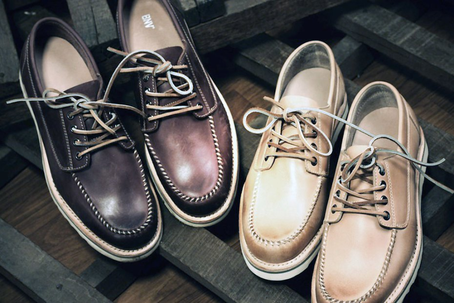 Image of BNV 2012 Spring/Summer 4 Eye Boat Shoe