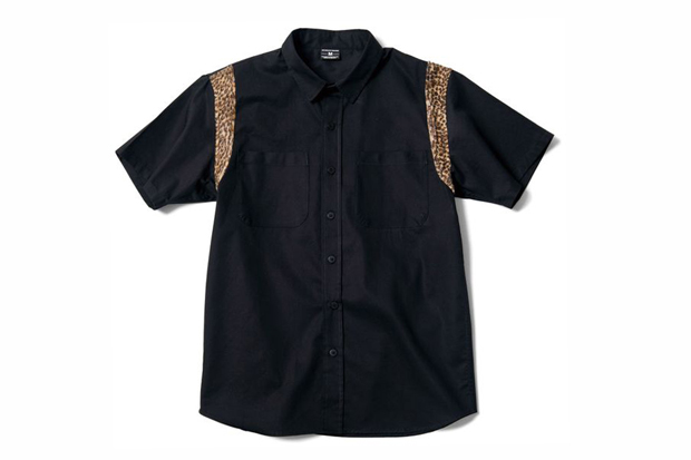 Image of BOUNTY HUNTER 2012 Spring/Summer Leopard Shirt