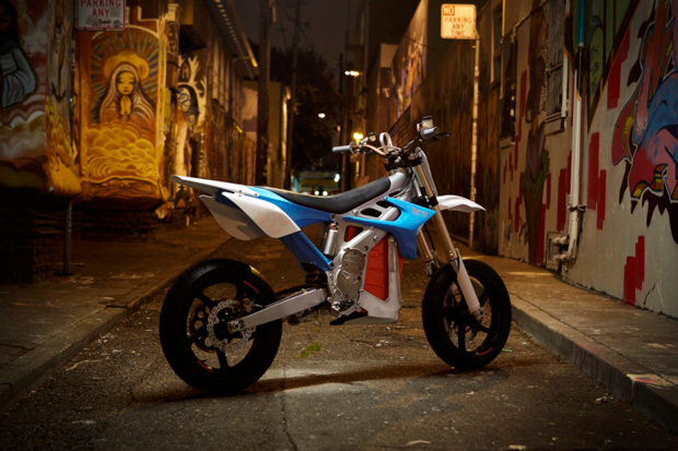 Image of BRD Redshift Electric Motorcycle