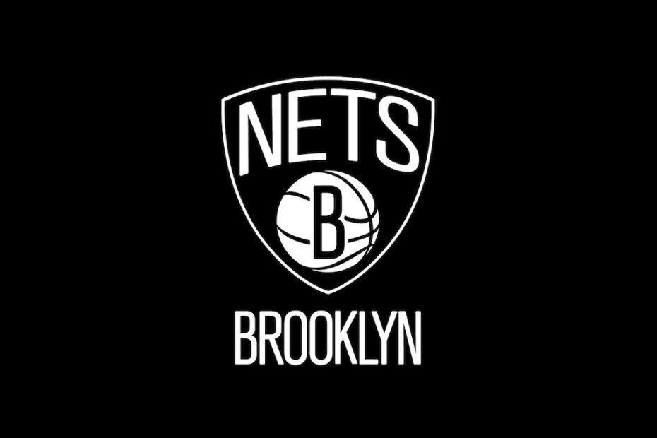 Image of Brooklyn Nets Unveil New NBA Logo