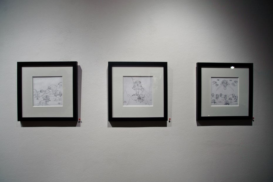 "Image of Buff Monster ""Legend of the Pink Cherry"" Exhibition @ Corey Helford Gallery Recap"