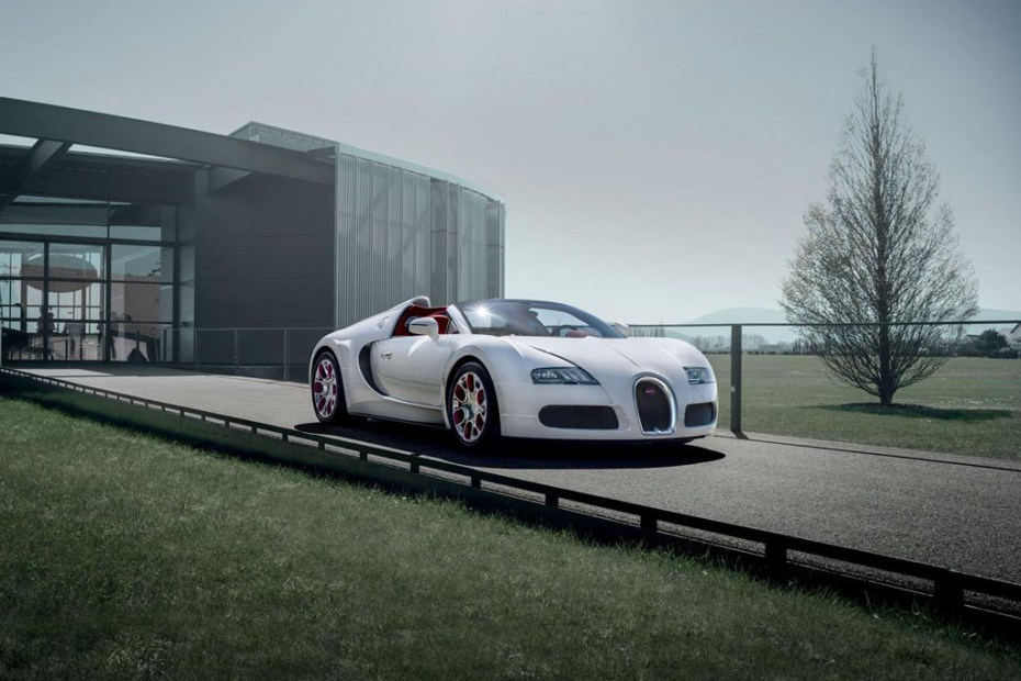 Image of Bugatti Veyron Grand Sport Wei Long