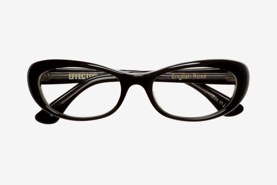 "Image of CASH CA x EFFECTOR ""English Rose"" Glasses"