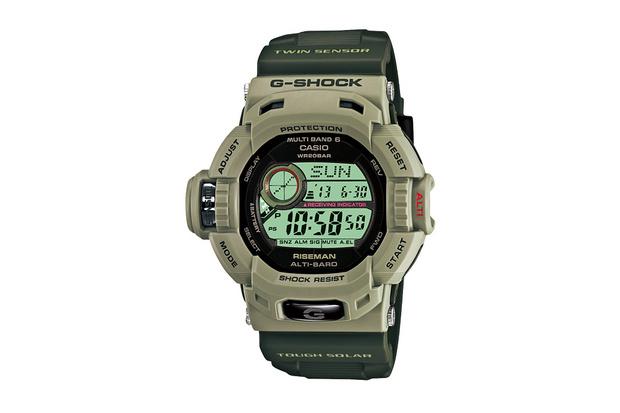 Image of Casio G-Shock GW-9200ERJ-3JF Riseman