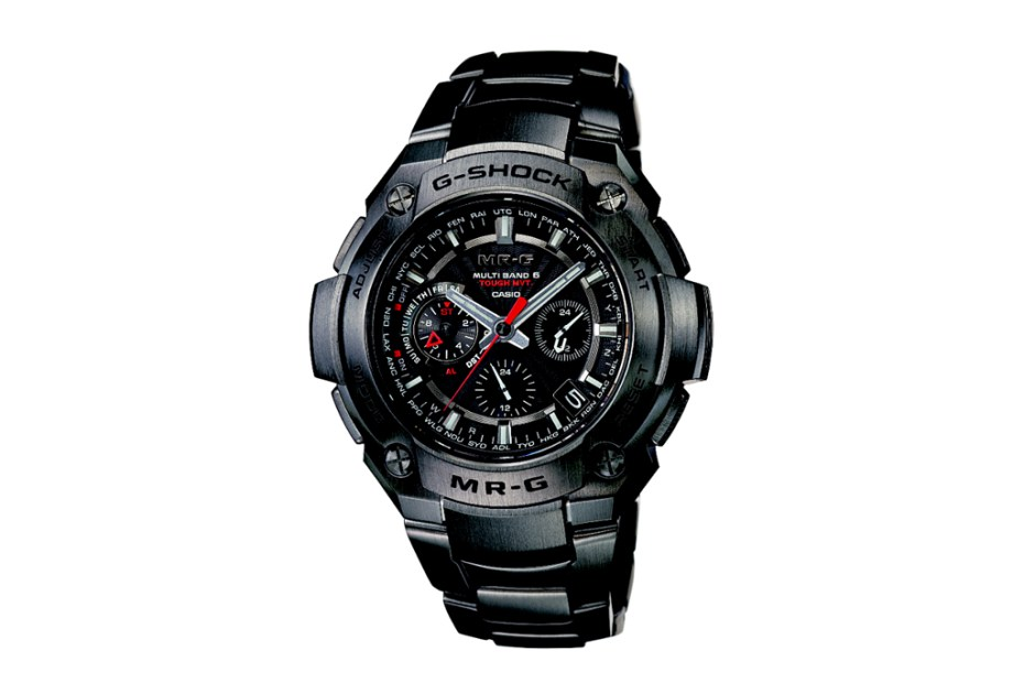 Image of Casio G-Shock MR-G 8100B-1AJ