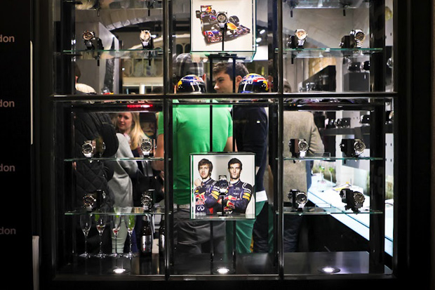 Image of Casio London Concept Store Opening