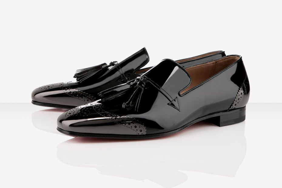 Image of Christian Louboutin 2012 Spring/Summer James Flat